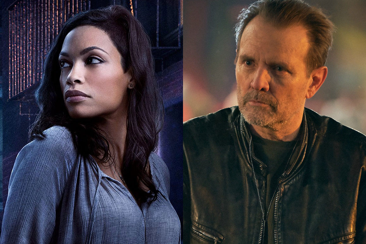 Rosario Dawson and Michael Biehn Cast in Mandalorian - I-Marcus